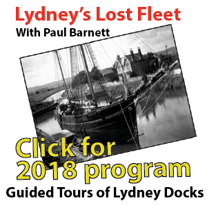 Lydney's Lost Fleet - tours of the Harbour