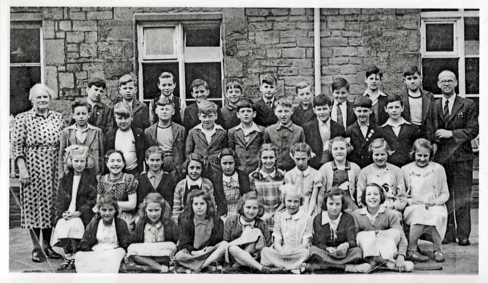 Bilson School, Cinderford in 1951