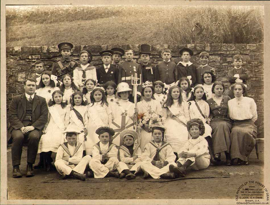 Clearwell School 1912-1913
